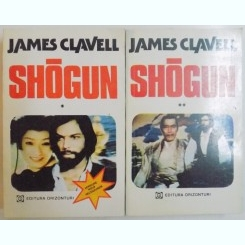 SHOGUN  JAMES CLAVELL, VOL I-II 1993