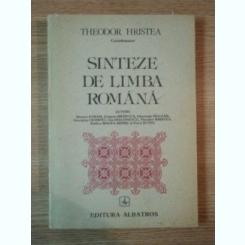 SINTEZE DE LIMBA ROMANA-THEODOR HRISTEA