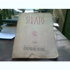 Sirato - D.Comarnescu