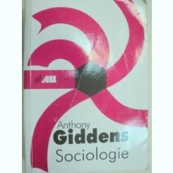SOCIOLOGIE DE ANTHONY GIDDENS