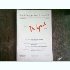 SOCIOLOGIE ROMANEASCA NR.2, VOL.II/2004 - D. GUSTI director fondator