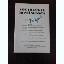 SOCIOLOGIE ROMANEASCA NR.2/2000 - D. GUSTI director fondator