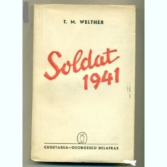 SOLDAT 1941 - T.M. WELTHER