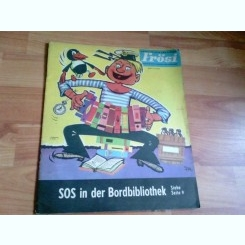 SOS IN DER BORDBIBLIOTHEK