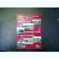 Spatiul rural turismul rural si agroturismul - Melinda Candea, Alexandra Tataru, Tamara SImon