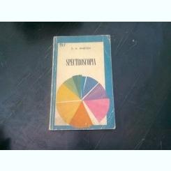 SPECTROSCOPIA - D.H. WHIFFEN