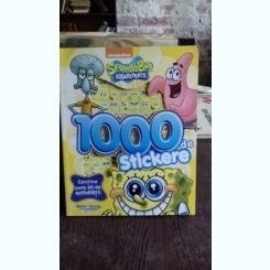 SPONGEBOB CARTE CU 1000 STICKERE