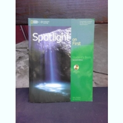 SPOTLIGHT, STUDENT'S BOOK - JOHN HUGHES, CONTINE CD  (CARTE IN LIMBA ENGLEZA)