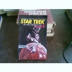 STAR TREK. JURNAL 5 - ALAN DEAN FOSTER