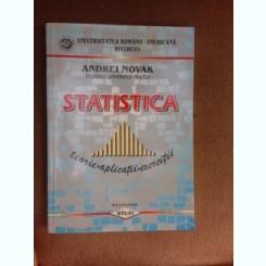 Statistica - Andrei Novak