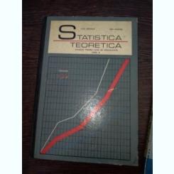 Statistica teoretica - Manual pentru licee economice anul III -  Anghel ,Zoe Adamut