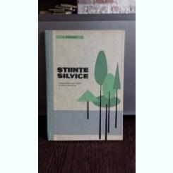 STIINTE SILVICE - L. PETRESCU
