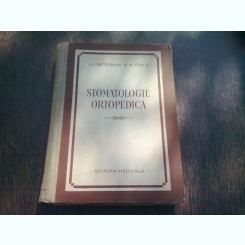 STOMATOLOGIE ORTOPEDICA - A.I. BETELMAN