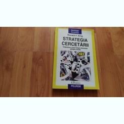 STRATEGIA CERCETARII-RONALD .F.KING