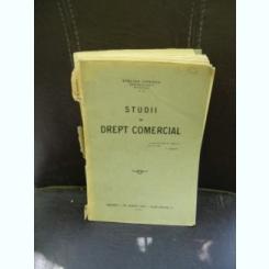 STUDII DE DREPT COMERCIAL - STELIAN IONESCU