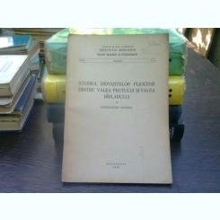 Studiul depozitelor pliocene dintre valea Prutului si valea Birladului - Constantin Ghenea
