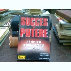 Succes si putere - Robert Greene