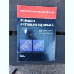 SUDAREA ANTIGRAVITATIONALA - DANUT IORDACHESCU