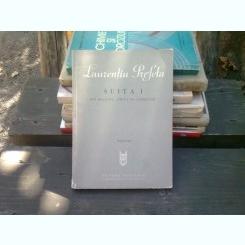 Suita I din baletul Print si cersetor - Laurentiu Profeta (partitura)
