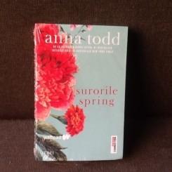 Surorile Spring - Anna Todd