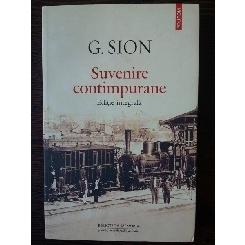 Suvenire Contimpurane - G.Sion