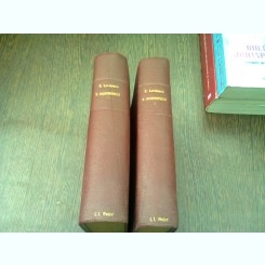 T. MAIORESCU - E. LOVINESCU    2 VOLUME