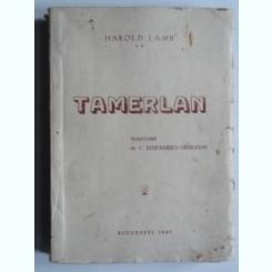 Tamerlan - Harold Lamb