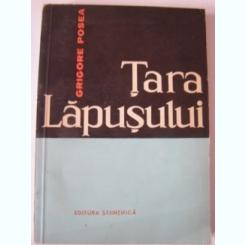 Tara Lapusului - Grigore Posea