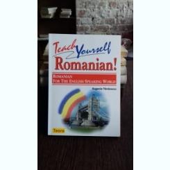 TEACH YOURSELF ROMANIAN - EUGENIA TANASESCU (ROMANA FARA PROFESOR)