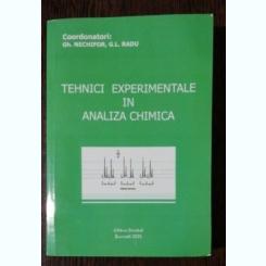 TEHNICI EXPERIMENTALE IN ANALIZA CHIMICA - GH.NECHIFOR .G.L RADU