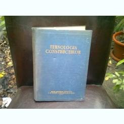 TEHNOLOGIA CONSTRUCTIILOR - D.D.BIZIUCHIN