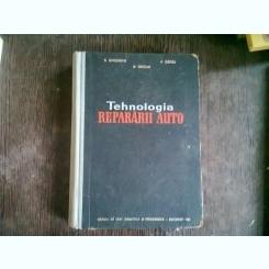 TEHNOLOGIA REPARARII AUTO - D.GHEORGHE
