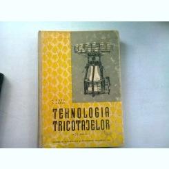 TEHNOLOGIA TRICOTAJELOR - A. DODU