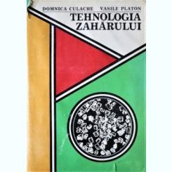 Tehnologia Zaharului, Domnica Culache, Vasile Platon