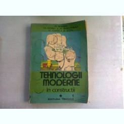 TEHNOLOGII MODERNE IN CONSTRUCTII - R. SUMAN   VOL.1