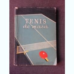 TENIS DE MASA - VICTOR MARCU