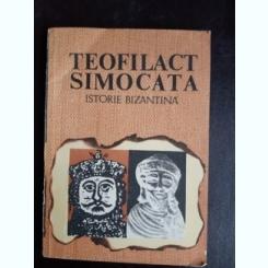 Teofilact Simocata - Istorie bizantina ,Domnia Imparatului Mauricius