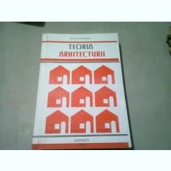TEORIA ARHITECTURII - DELIA ARIANA PRUNDEANU