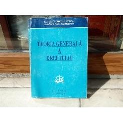 Teoria Generala a dreptului , Prof. univ. dr. Nicolae Popa , 1998