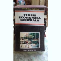 TEORIE ECONOMICA GENERALA - ERWIN HUTIRA