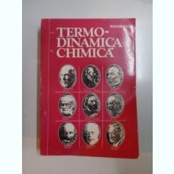 TERMODINAMICA CHIMICA DE RODICA VILCU , 1994