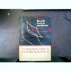 Termodinamica fenomenologica - Zoltan Gabos
