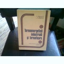 TERMOENERGETICA INDUSTRIALA SI TERMOFICARE - V. ATHANASOVICI