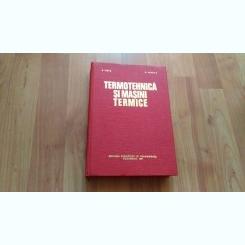 TERMOTEHNICA SI MASINI TERMICE-B.POPA-C.VINTILA