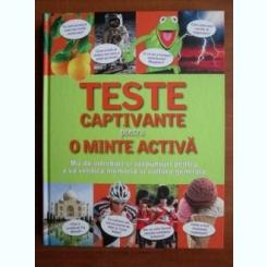 Teste captivante pentru o minte activa (Reader`s Digest)