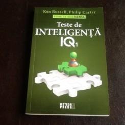 Teste de inteligenta IQ1 - Ken Russell, Philip Carter