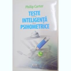 TESTE DE INTELIGENTA SI PSIHOMETRICE DE PHILIP CARTER , 2011