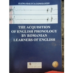 THE ACQUISITION OF ENGLISH PHONOLOGY
