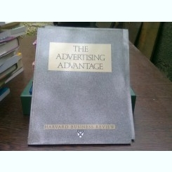 The advertising advantage - Business Harvard review  (Avantajul publicitar)