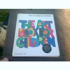 THE ART BOOK FOR CHILDREN. WHITE BOOK